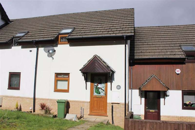 2 Bedrooms Terraced House for sale in Sierra Pines, Mountain Ash