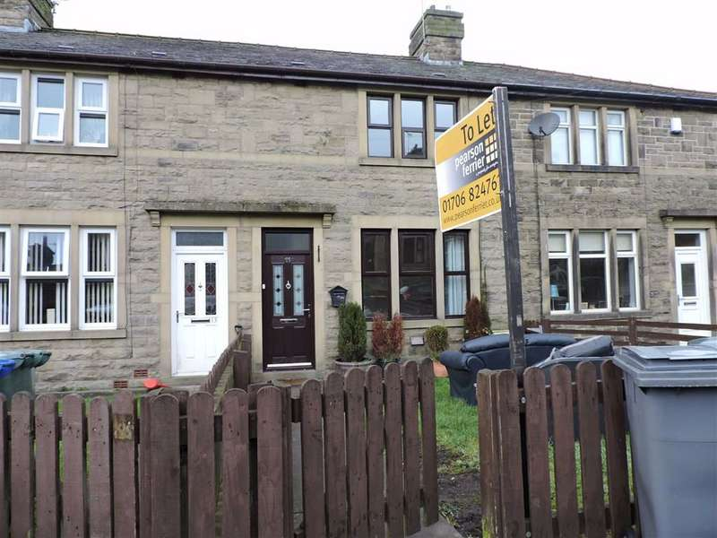 2 Bedrooms Terraced House for sale in Hamer Avenue, Loveclough, Rossendale, BB4
