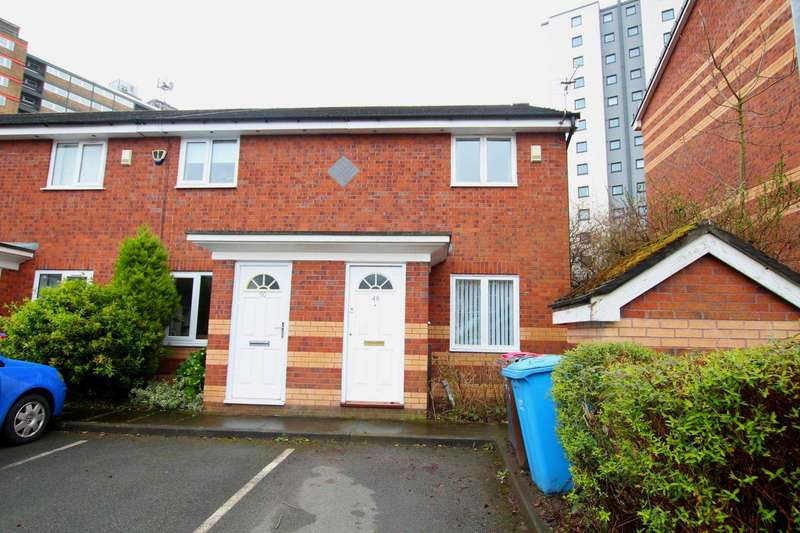 2 Bedrooms Semi Detached House for sale in Angora Drive, Manchester