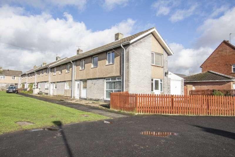3 Bedrooms Semi Detached House for sale in Chantry Estate, Corbridge