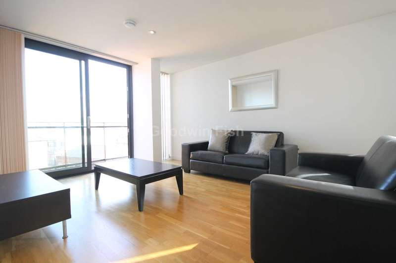 2 Bedrooms Apartment Flat for sale in 360, 1 Rice Street, Castlefield