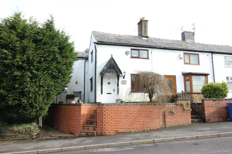 2 Bedrooms Terraced House for sale in Holcombe Road, Tottington, Bury, BL8