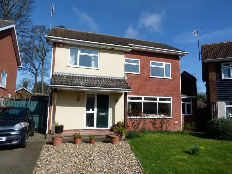 5 Bedrooms Detached House for sale in St. Christophers Green, Broadstairs, CT10