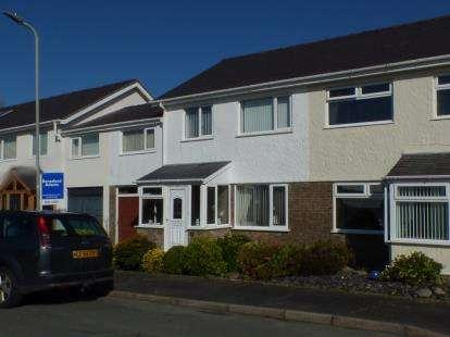 4 Bedrooms Semi Detached House for sale in Bro Cymerau, Pwllheli, Gwynedd, LL53