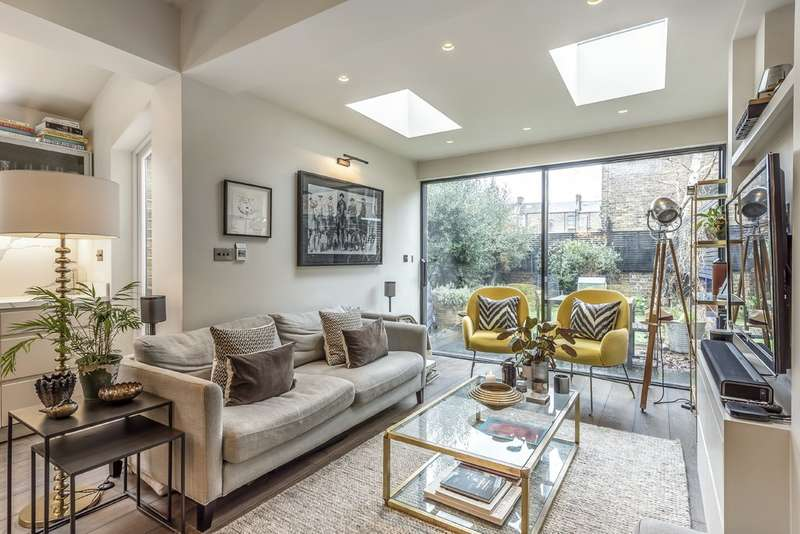 2 Bedrooms Flat for sale in Linden Avenue, Kensal Rise NW10