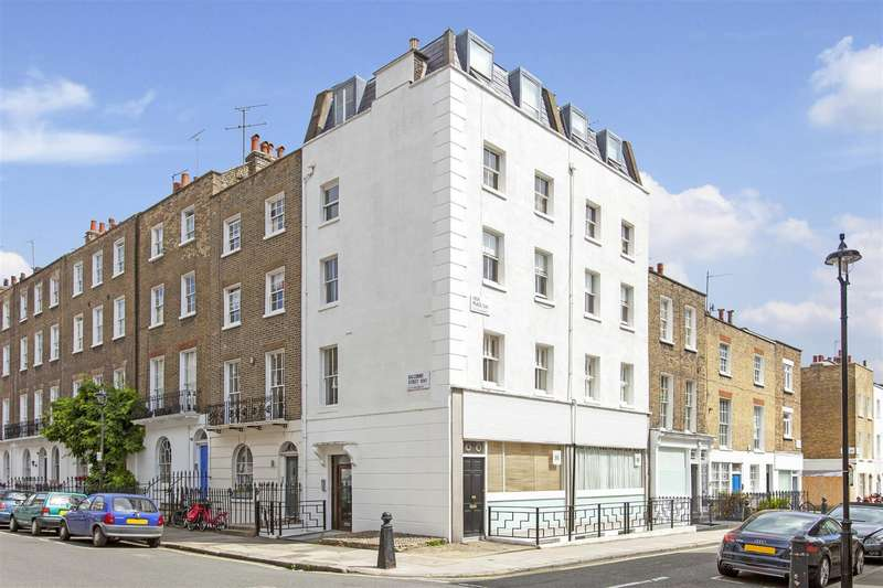 1 Bedroom Flat for sale in Ivor Place, Marylebone, London NW1