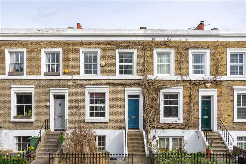 3 Bedrooms Terraced House for sale in Claylands Road, London, SW8