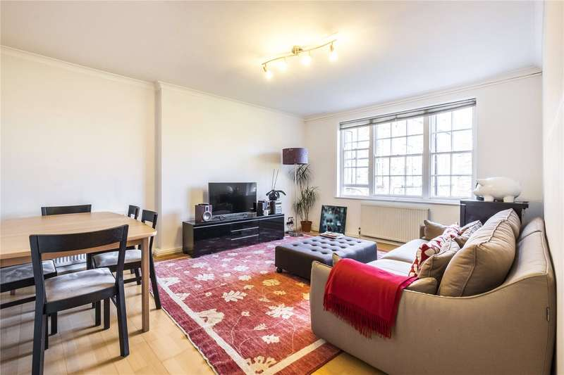 2 Bedrooms Flat for sale in John Spencer Square, London, N1
