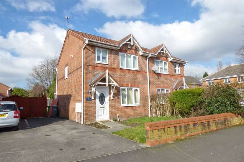 3 Bedrooms Semi Detached House for sale in Leegate Drive, Blackley, Manchester, M9