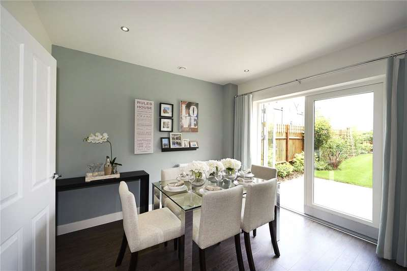 3 Bedrooms Detached House for sale in Millbrook Park, Henry Darlot Drive, Mill Hill, London, NW7