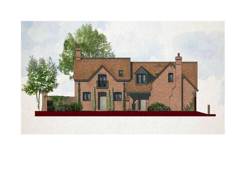 3 Bedrooms Detached House for sale in UNIT 3 STAPEHILL ABBEY - PHASE 2
