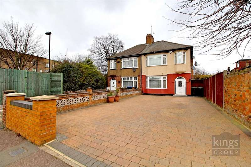 3 Bedrooms Semi Detached House for sale in Oxford Close, Edmonton, N9