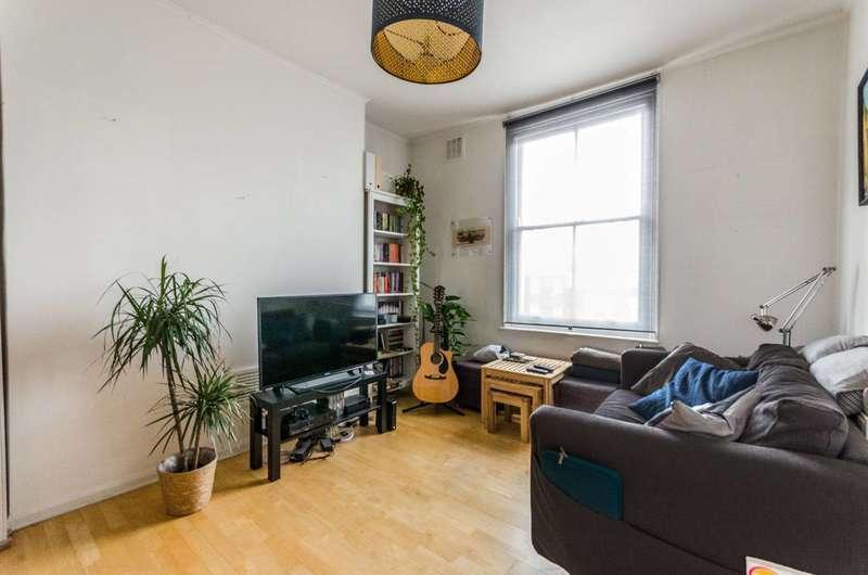 1 Bedroom Flat for sale in Southgate Road, Islington, N1