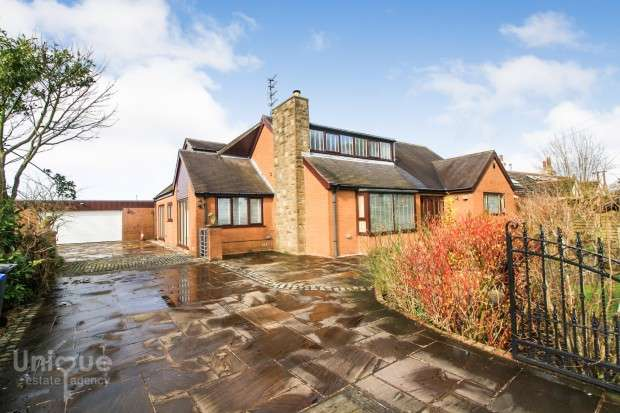 4 Bedrooms Detached House for sale in Cairnsmore Cairnsmore, Rawcliffe Road, Preston, PR3