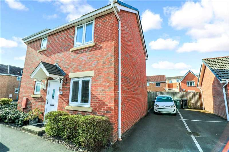 2 Bedrooms Apartment Flat for sale in Taurus Avenue, North Hykeham, Lincoln