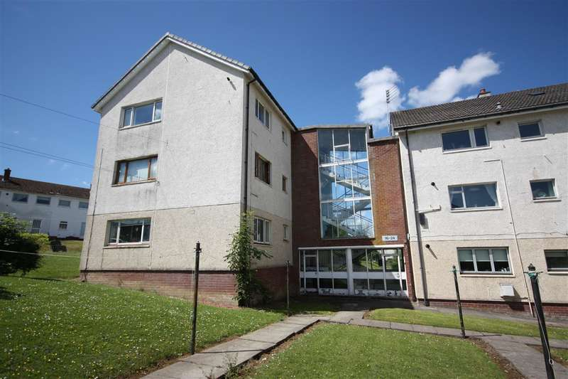 1 Bedroom Flat for sale in Freeland Lane, The Murray, East Kilbride