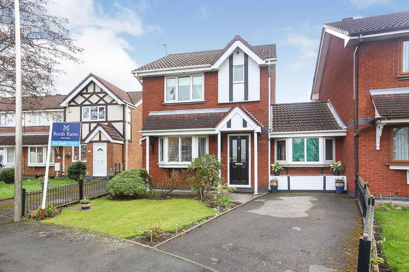4 Bedrooms Detached House for sale in Walton Hall Drive, Manchester, Greater Manchester, M19