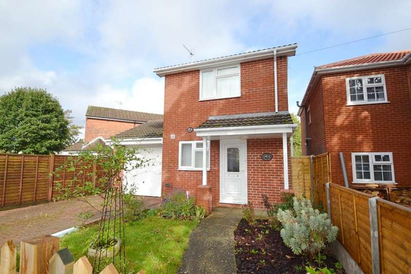2 Bedrooms Detached House for sale in Eastleigh