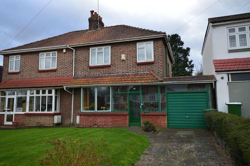 Semi Detached House for sale in Hillingdon Road, Bexleyheath, Kent, DA7