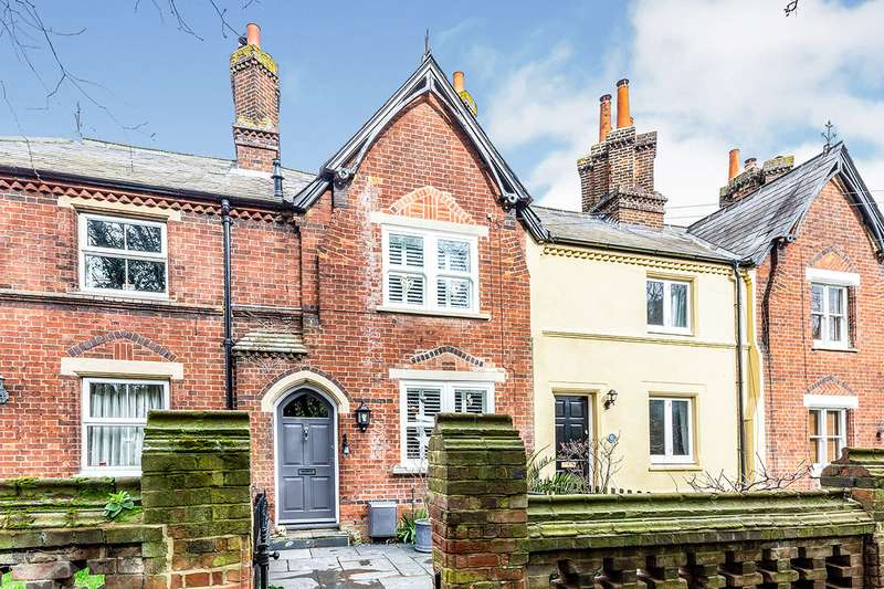 2 Bedrooms House for sale in Gaping Lane, Hitchin, Hertfordshire, SG5