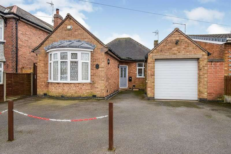 2 Bedrooms Detached Bungalow for sale in Park Road, Birstall, Leicester, LE4