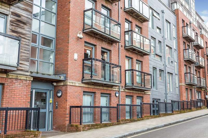 1 Bedroom Flat for sale in Upper Allen Street, Sheffield, S3