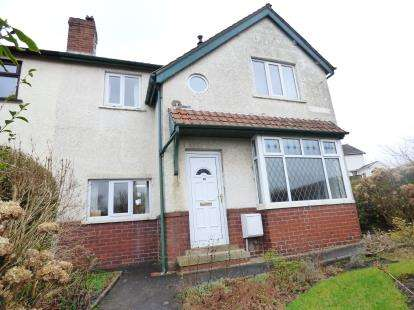2 Bedrooms Semi Detached House for sale in Herschel Avenue, Burnley, Lancashire