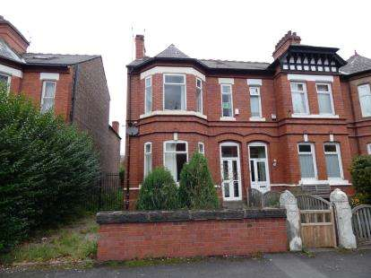 4 Bedrooms End Of Terrace House for sale in Ayres Road, Old Trafford, Manchester, Greater Manchester
