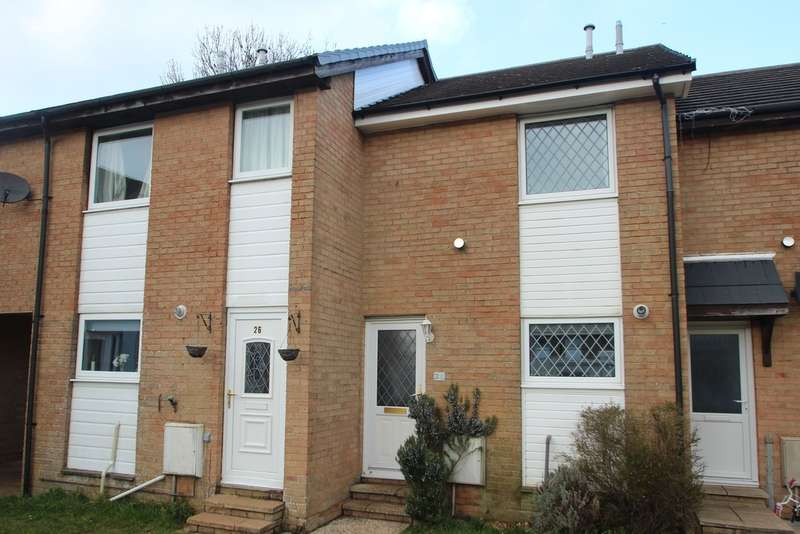 2 Bedrooms Terraced House for sale in Alvington Manor View, Newport