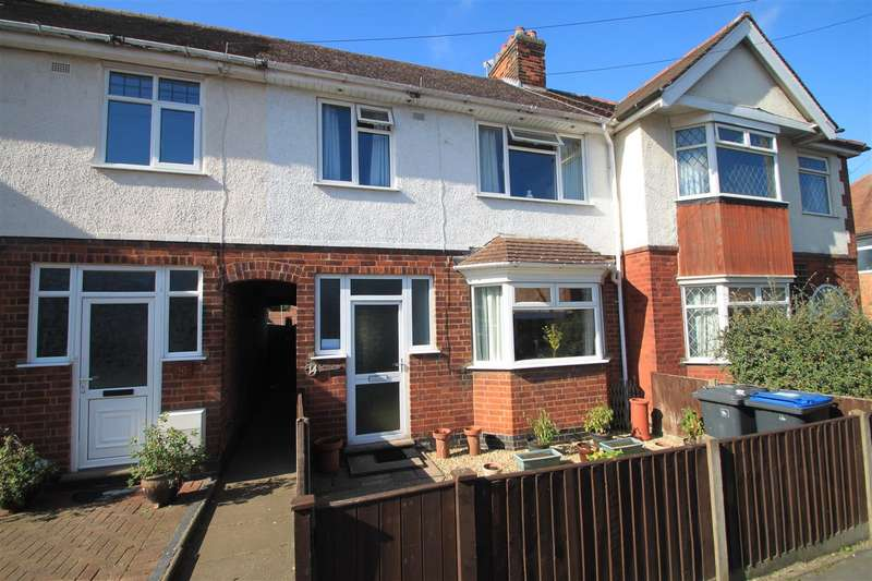 3 Bedrooms Terraced House for sale in Rosemary Way, Hinckley