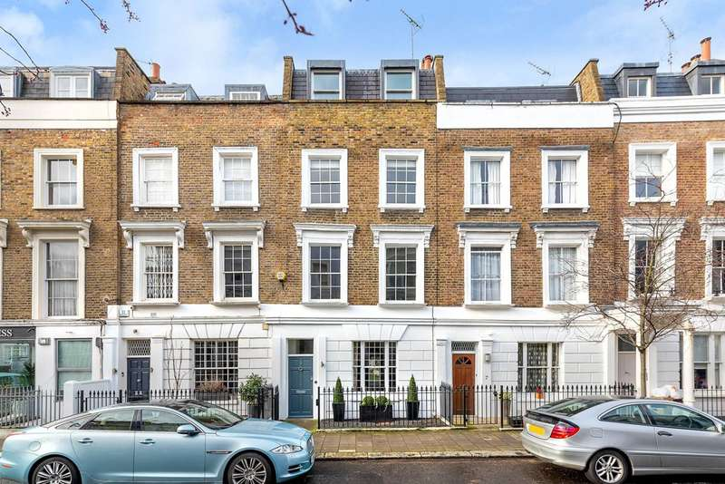 4 Bedrooms House for sale in Courtnell Street, Artesian Village, W2
