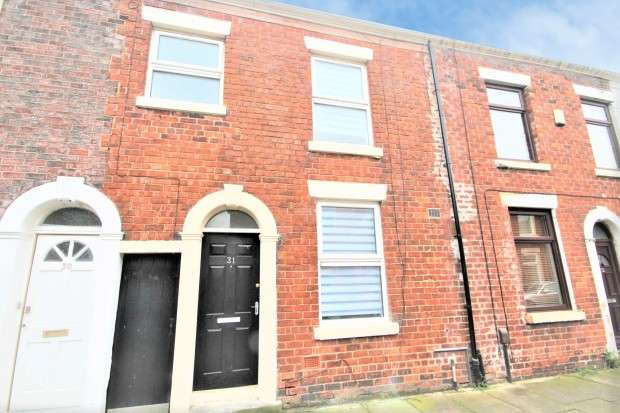 2 Bedrooms Terraced House for sale in Albert Road, Preston, PR1