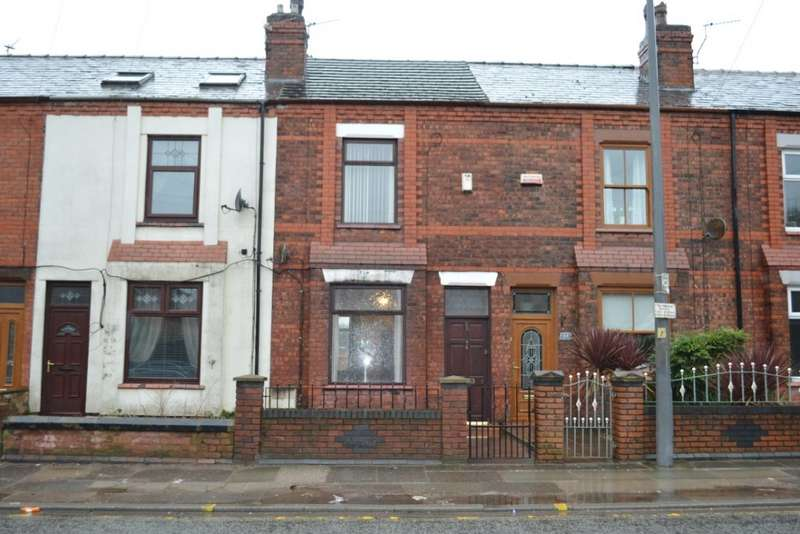 2 Bedrooms Terraced House for sale in Warrington Road, Abram, Wigan, WN2 5QF