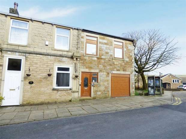 3 Bedrooms Semi Detached House for sale in Lanehouse, Trawden, Colne, Lancashire