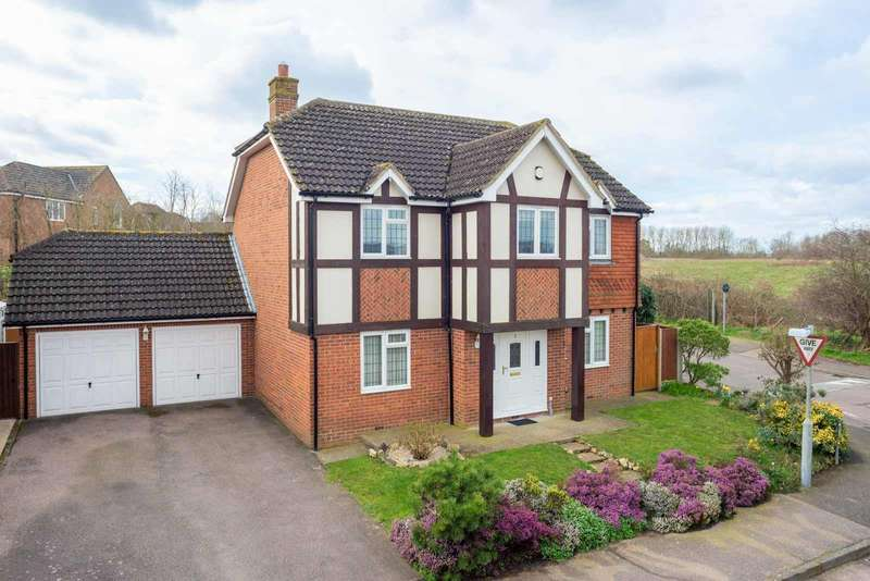 5 Bedrooms Detached House for sale in Juniper Close, Allington, Maidstone, ME16