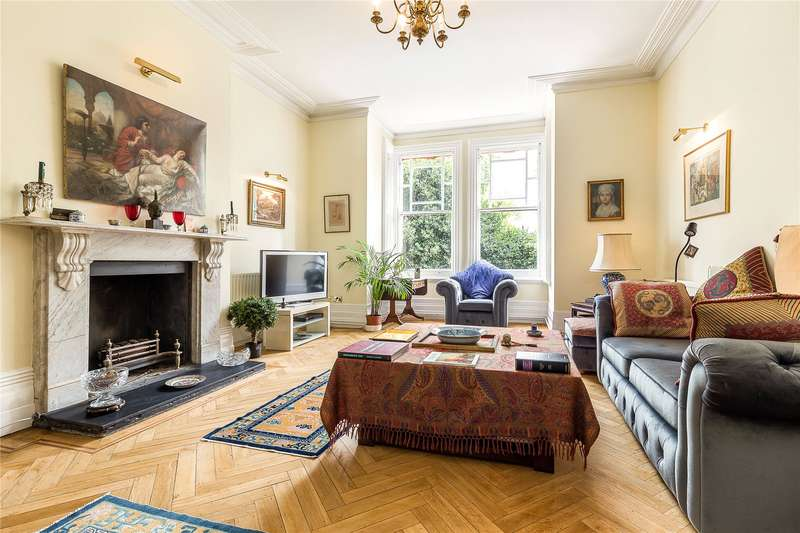 4 Bedrooms Flat for sale in Carlyle Mansions, Cheyne Walk, Chelsea, London, SW3