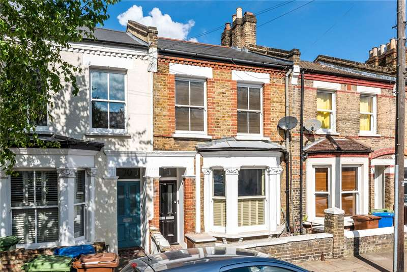 1 Bedroom Flat for sale in Ulverscroft Road, London, SE22