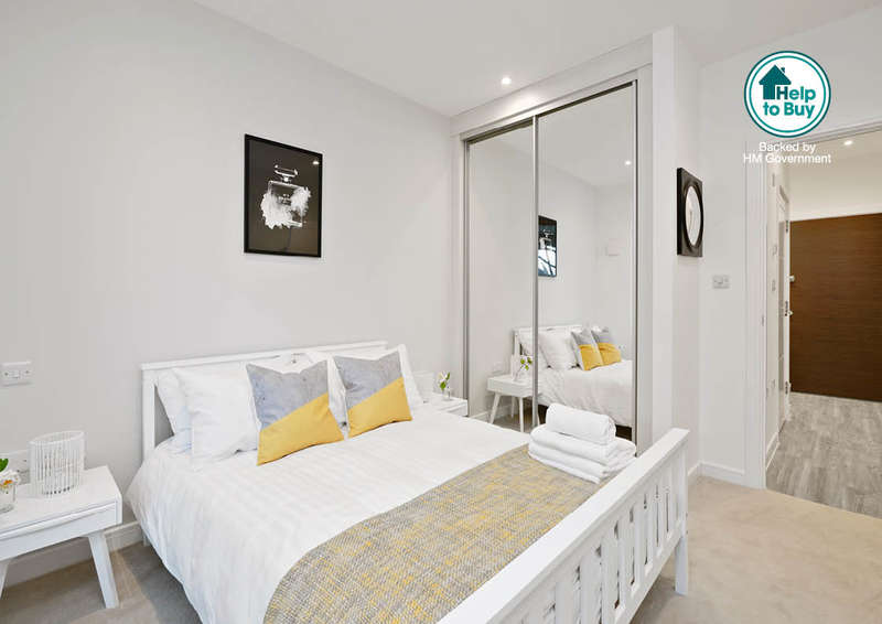 1 Bedroom Apartment Flat for sale in Flat 25, 225 Streatham Road, Streatham