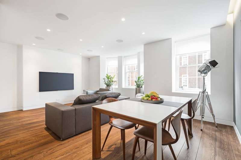 2 Bedrooms Flat for sale in Westmoreland Street, Marylebone, W1G