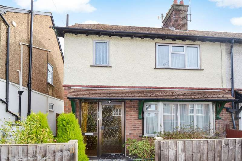 3 Bedrooms Semi Detached House for sale in Mandeville Road, Canterbury