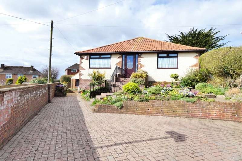 2 Bedrooms Detached Bungalow for sale in Stanbury Crescent, Folkestone, CT19