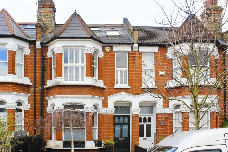 4 Bedrooms Terraced House for sale in Inderwick Road, Crouch End, London