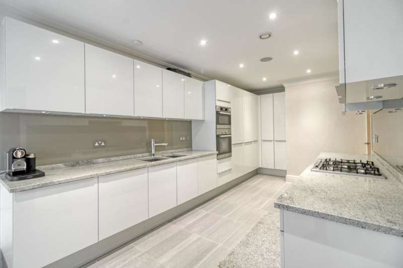3 Bedrooms Flat for sale in West Heath Place Hodford Road London NW11