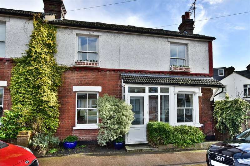 3 Bedrooms Semi Detached House for sale in Neal Street, Watford, Hertfordshire, WD18