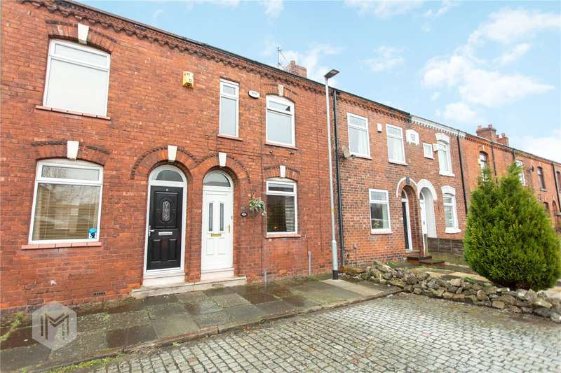 3 Bedrooms Terraced House for sale in Spring Grove, Wigan, Greater Manchester, WN1