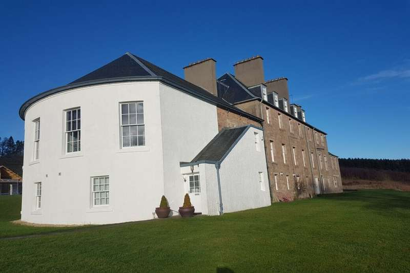 3 Bedrooms Flat for sale in Bertram Avenue, Carnwath, Lanark, ML11