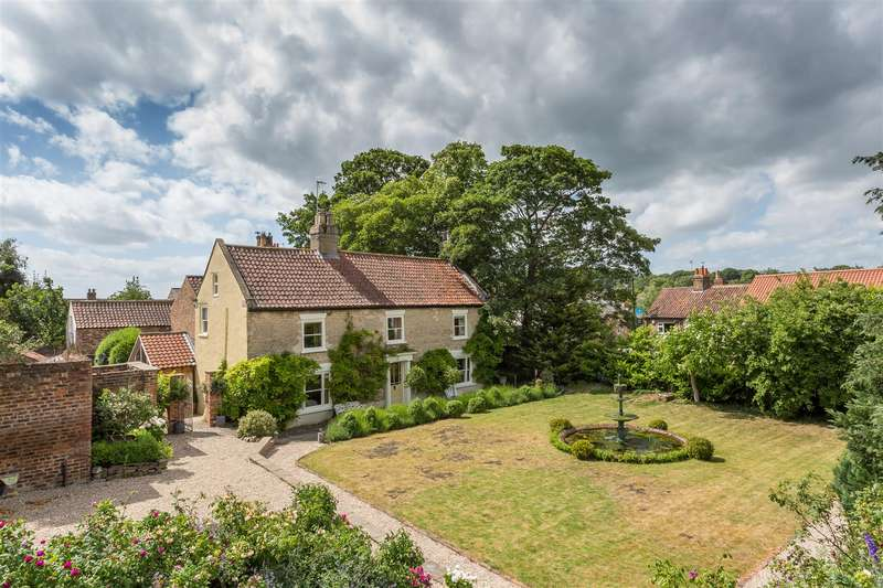 5 Bedrooms Detached House for sale in Norton Manor, Commercial Street, Norton, Malton,YO17 9ES