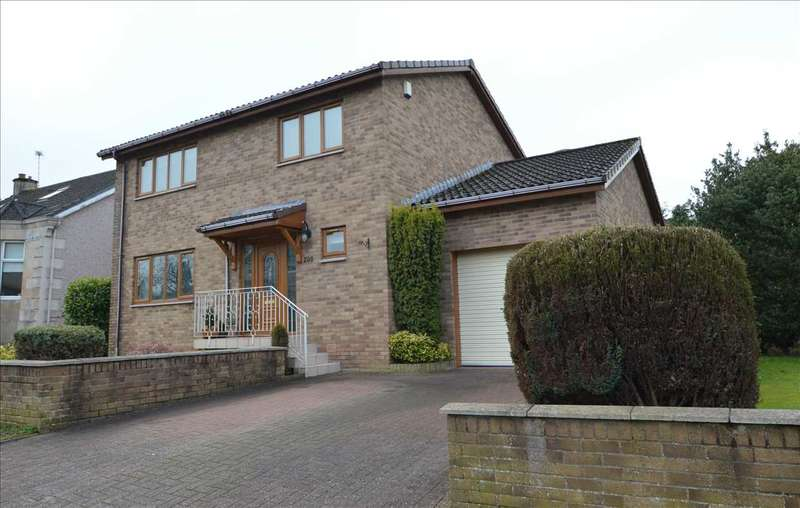 3 Bedrooms Detached House for sale in Neilsland Road, Hamilton