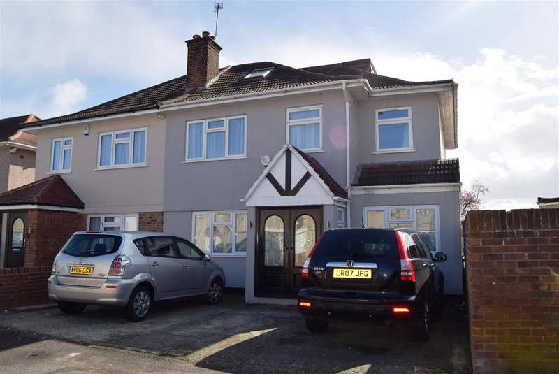 7 Bedrooms Semi Detached House for sale in Weymouth Road, Hayes