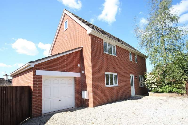 3 Bedrooms Property for sale in Shortlands Lane, Cullompton